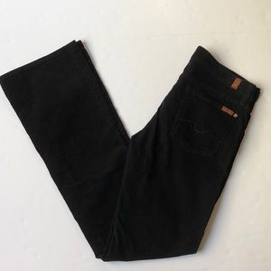 7 for All Mankind Bootcut Cords